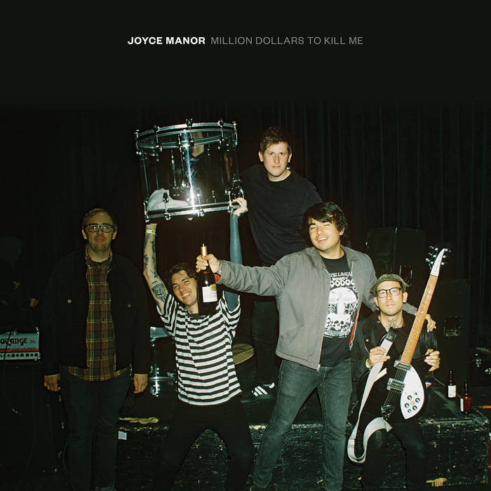 Joyce+Manor+matures+and+mellows+out+in+%27Million+Dollars+to+Kill+Me%27