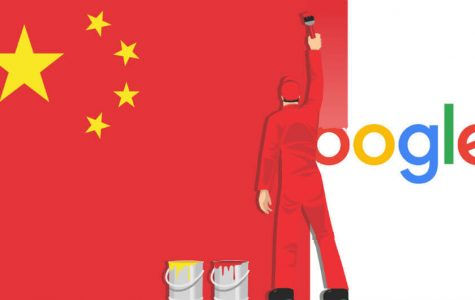 The drama surrounding Google's search engine for China