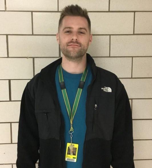 Staff Spotlight: Patrick Craig
