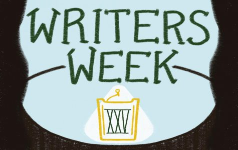 What Writers Week has meant to me