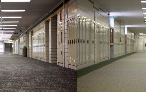 Fremd's new carpets kick off the new school year