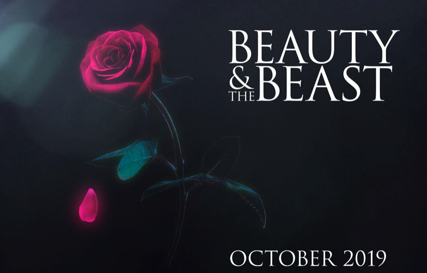 This year's fall musical: Beauty and the Beast