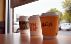 Battle between brands: The pumpkin spice latte