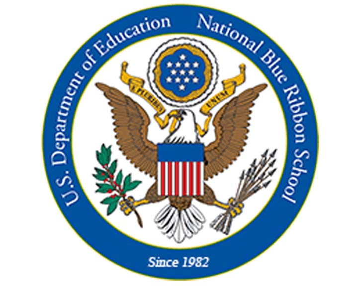 Green and gold Vikings awarded the National Blue Ribbon