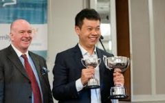 The Isle of Man highlights upcoming grandmasters' road to eliteness