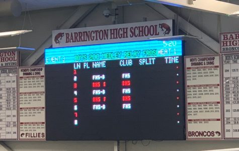 From Barrington to Senior Night: Boys swimming season recap