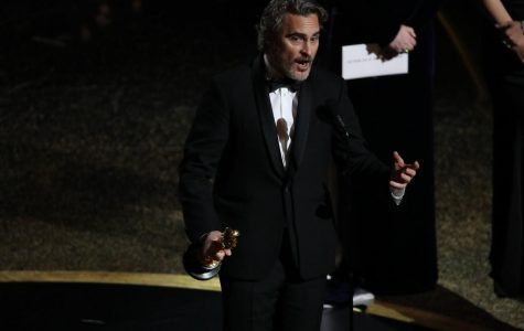 Are politics appropriate for The Oscars?