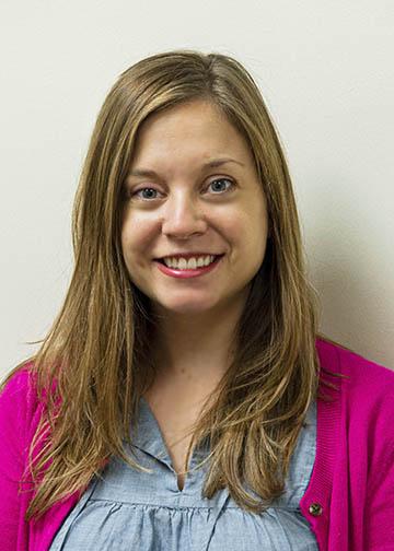 Administrative Staff Spotlight: Amanda Hughes